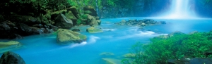 Rio Celeste in Costa Rica